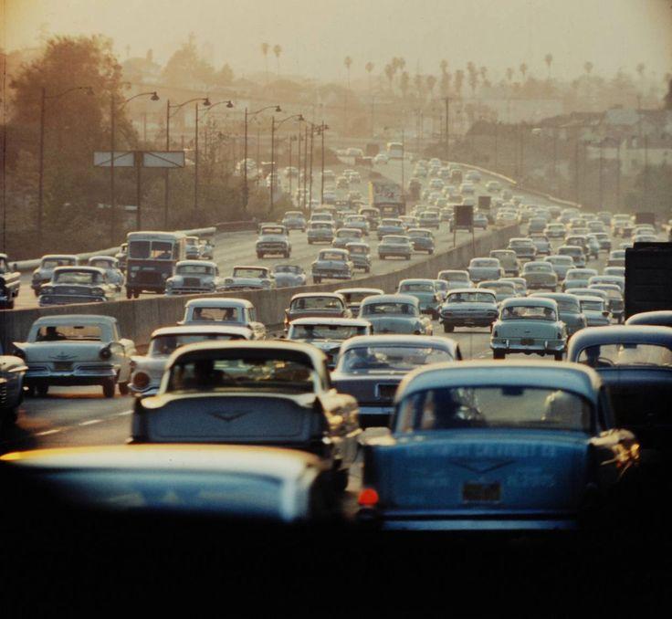 ralph crane, los angeles 1959: Vintage Los, California Dreamin, Traffic, Cars, Los Angeles, Place, Photography, 1960
