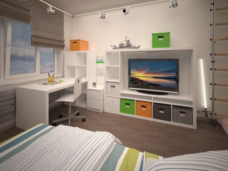 iluminacion habitaciones juvveniles pequeñas