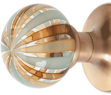 Doorknobs to die for? These dozen daring twists on a traditionally utilitarian theme will unlock your perceptions of what room decor could and should be.