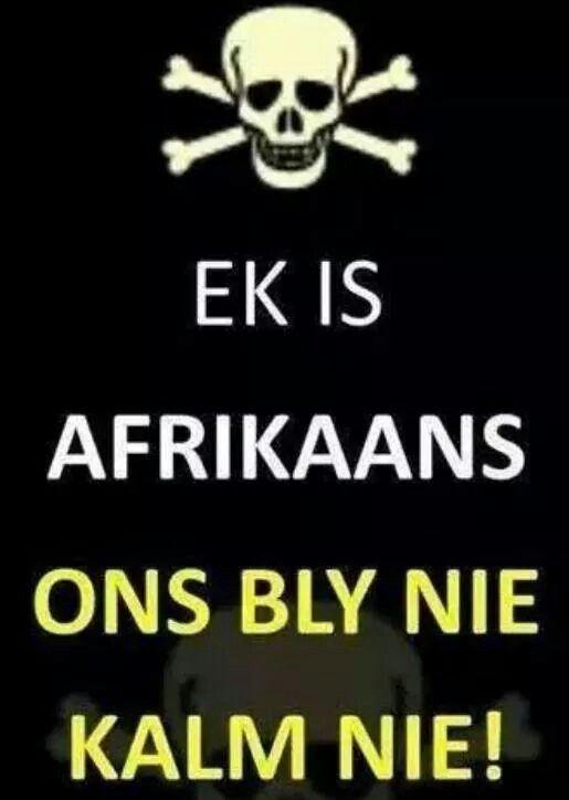 Ek is Afrikaans | www.myvolk.co.za | O, Moedertaal O, Soetste Taal Jou het ek…