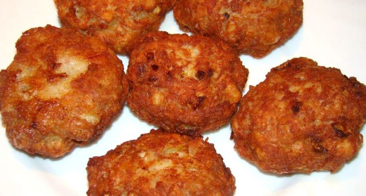 Przepis na mięsne kotleciki ziemniaczane: Coś smacznego i nowego z mielonego mięsa... Mi wyszło, więc wrzucam przepis. :)