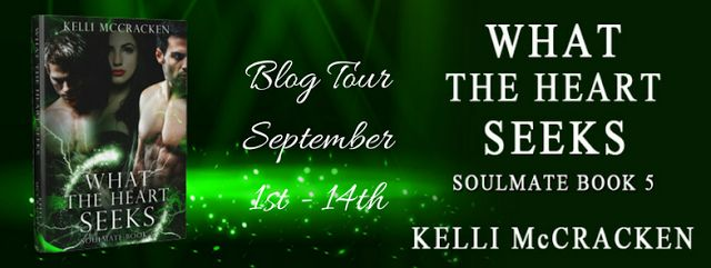 Blog Tour - What the Heart Seeks by Kelli McCracken   Blog Tour  Title: What the Heart Seeks  Author: Kelli McCracken  Tour Dates:September 1st - 14thRelease Date: August 31st 2017  Add to Goodreads  http://ift.tt/2kDeCFn Buy LinkAmazon Universal Link:http://ift.tt/2ev1cwu  Blurb  A love scorned. A heart enraged. A soul shattered.   Dylan McBride never knew pain until he lost Heaven. As if her betrayal didn't break his heart knowing he's responsible for her death sends him spiraling into a…