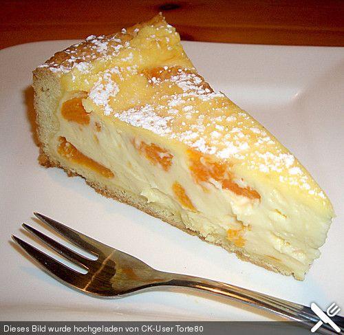 Mandarinen-Schmand-Pudding-Kuchen