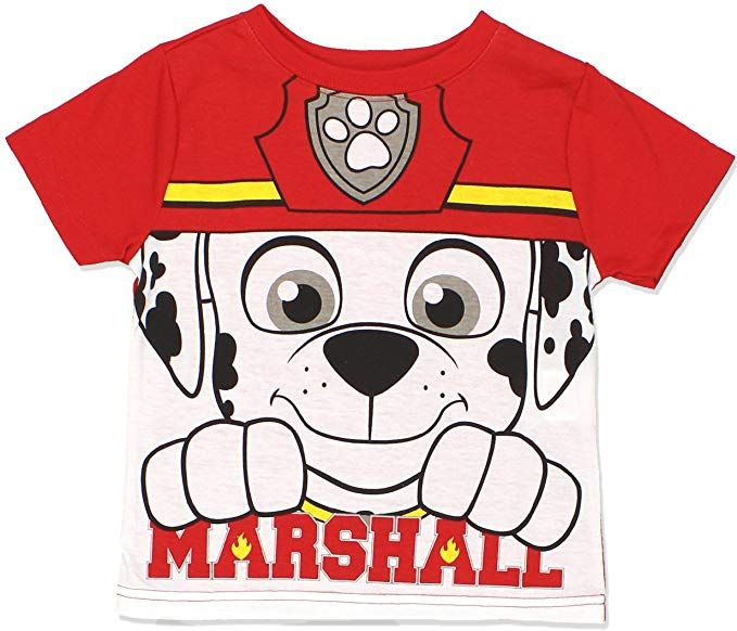 Nickelodeon Paw Patrol Boys Christmas tee t shirt top New with Tags Free Postage