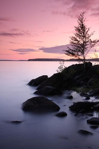 Oulu lake