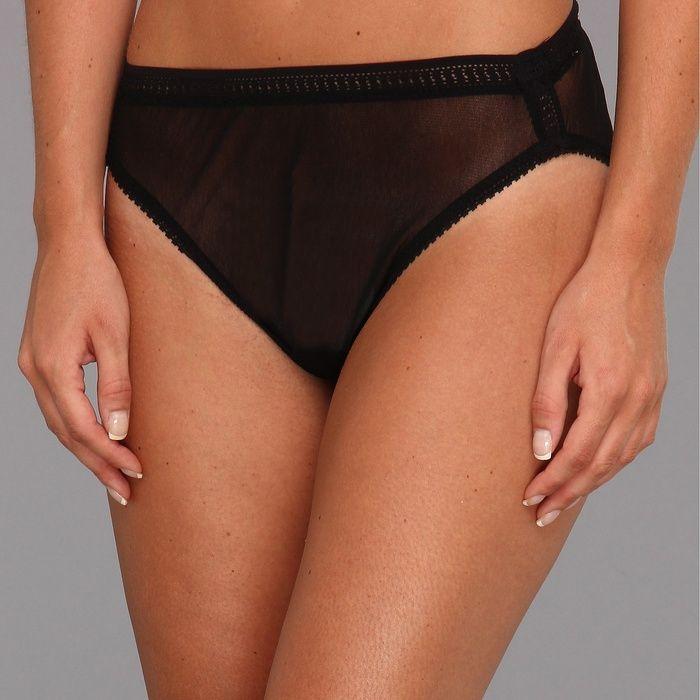 Rank & Style - OnGossamer Mesh Hi-Cut Brief #rankandstyle #lingerie #underwear http://www.rankandstyle.com/top-10-list/best-sexy-granny-panties/