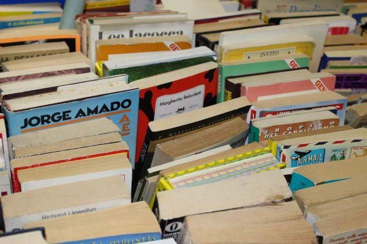 Lotto di libri di vario genere