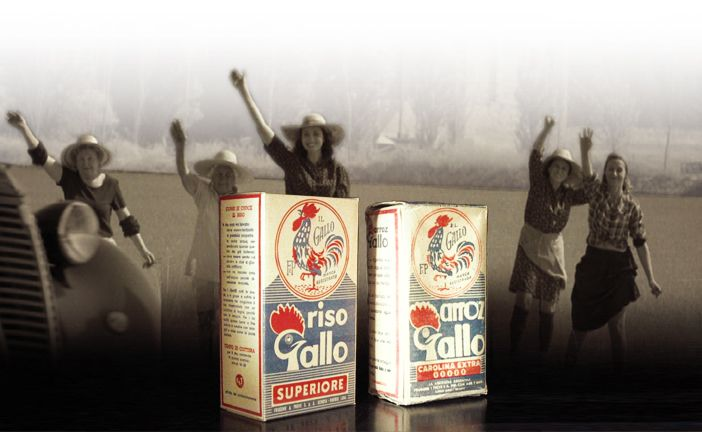 One of the Original Riso Gallo Cockerel Packaging #Italian #risogallo #rice