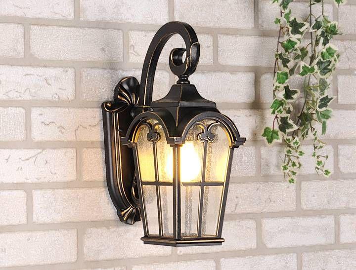 Уличный настенный светильник Mira 4690389017377 производства Elektrostandard - купить в Набережных Челнах с доставкой от интернет-магазина ТКСвет