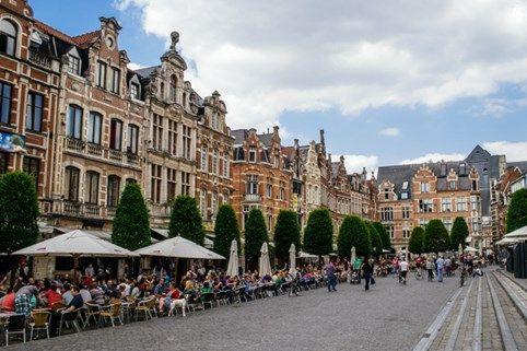 Resultado de imagen de leuven belgie