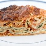Summer Squash and Portobello Mushroom Vegetarian Lasagna - Recipe | Herbivoracious - Vegetarian Recipe Blog - Easy Vegetarian Recipes, Vegetarian Cookbook, Kosher Recipes, Meatless Recipes