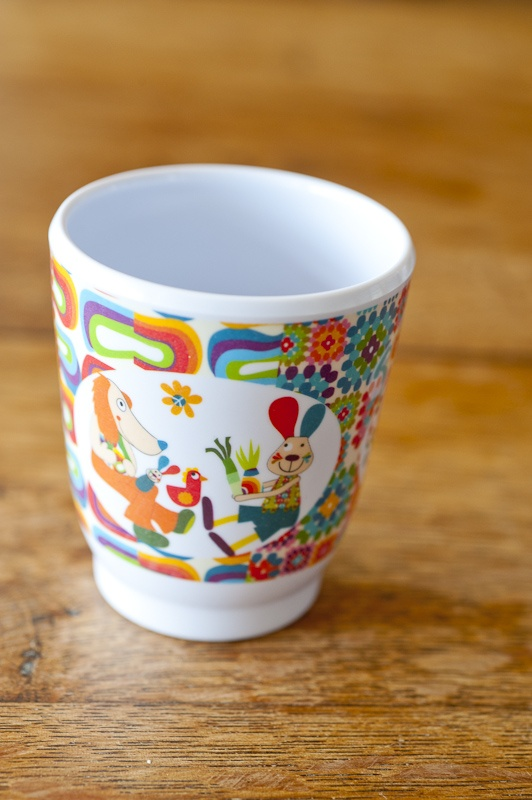 Peace & love cup