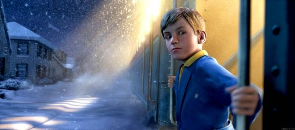 Holiday Film Series: The Polar Express! Showing December 15 at 3PM at the Athena Cinema on Court Street!