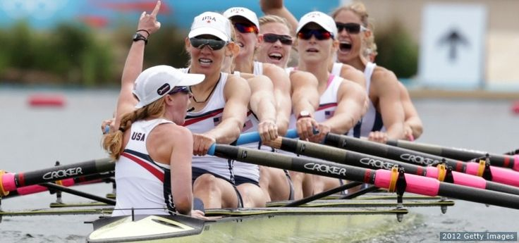 Why Is The U.S. Women's Eight A Rowing Dynasty?