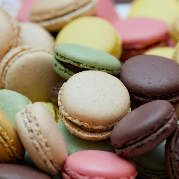 Macarons Receita Com Imagens Receita De Macarons Macaroons