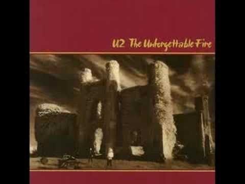 "I love this song.  U2, ""A Sort Of Homecoming"""