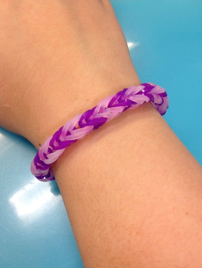 Diy Crafts With Rubber Bands