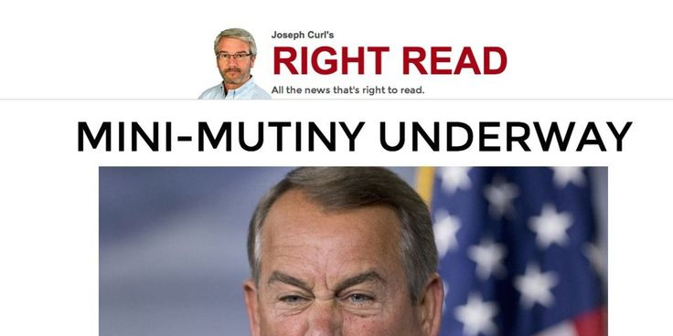 NEW YORK -- Joseph Curl, a veteran political writer and most recently an editor for The Drudge Report, unveiled a new politics-focused, aggregation-heavy site on Monday called Right Read.   In an interview with The Huffington Post, Curl said Right ...
