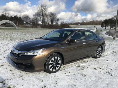 4 Honda Vehicles Tops in Retail Sales in 2016