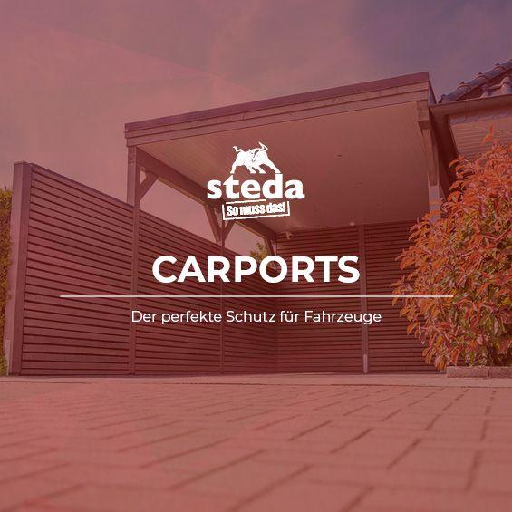 Carports Carports Carport Holz Anbau