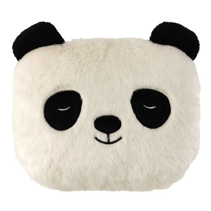 Coussin panda 30 x 35 cm
