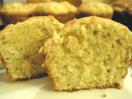 Pineapple Coconut Muffins - The Gluten-Free Homemaker