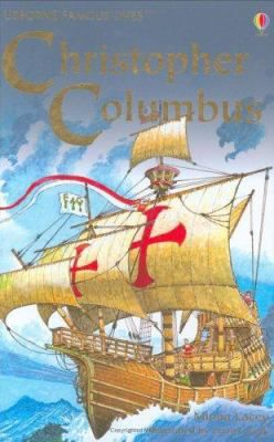 Christopher Columbus  (Book) : Lacey, Minna : In 1492 Christopher Colombus set sail across the Atlantic, on a voyage into the unknown. He was looking for a quicker route to the Indies. What he found was a whole New World...Ages 7-11.
