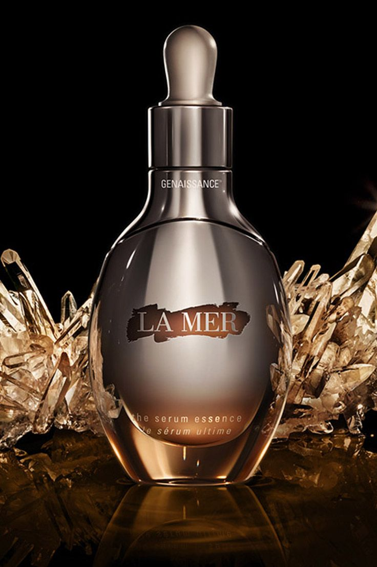 Introducing #LaMer's newest age-defying product, Genaissance serum. Details on #SaksPOV