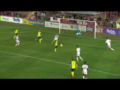 Exeter City FC vs Crawley - http://www.footballreplay.net/football/2016/08/16/exeter-city-fc-vs-crawley/