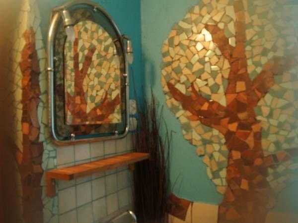łazienka przy lewym pokoju