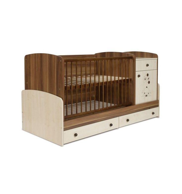 Lit bébé modulable Makao- Lit bébé design - Chambre bébé