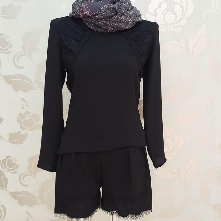 #camicia # particolari #pizzo # pantaloncini #pinces #pizzooooo #valeria #abbigliamento