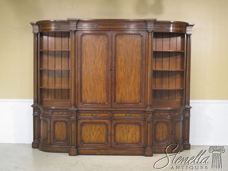 26360 Maitland Smith Large Distressed Mahogany
