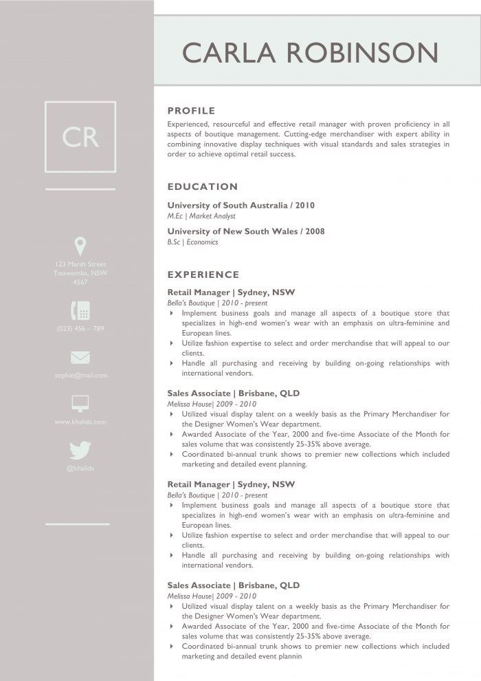 A Resume Template On Word The History Of A Resume Template On Word Resume Design Template Business Resume Template Creative Resume Templates
