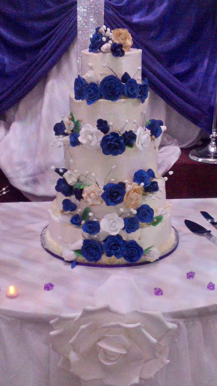 Wedding Flowers-Chocolate and Coconut covered in buttercream with hand made flowers