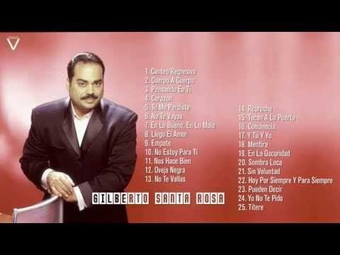Gilberto Santa Rosa - Un Montón de Estrellas - YouTube