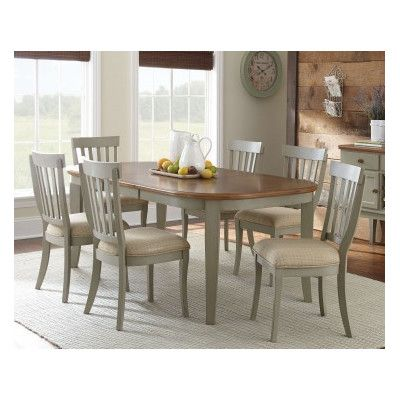 Morris Home Furnishings Dublin Casual Dining Room Group