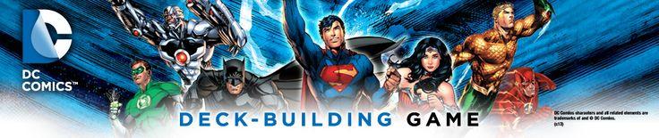 DC Comics Deck-Building Game | Cryptozoic Entertainment