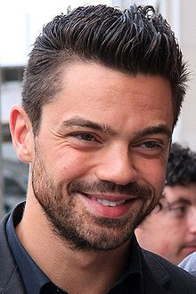 Dominic Edward Cooper (born 2 June 1978) is an English actor. He has worked in television, film, theatre and radio. Cooper was born and brought up in Greenwich, London.