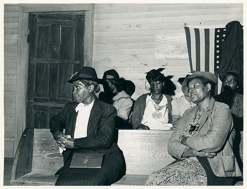 Watch Night Service, or Freedom's Eve, started on December 31, 1862 as Black people gathered to wait news about slavery being over.  January 1, 2013 is the 150th anniversary of the Emancipation Proclamation that legally ended slavery.