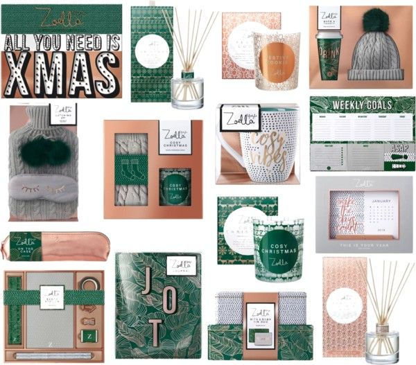 NEW POST: Zoella Lifestyle Christmas Collection 2017