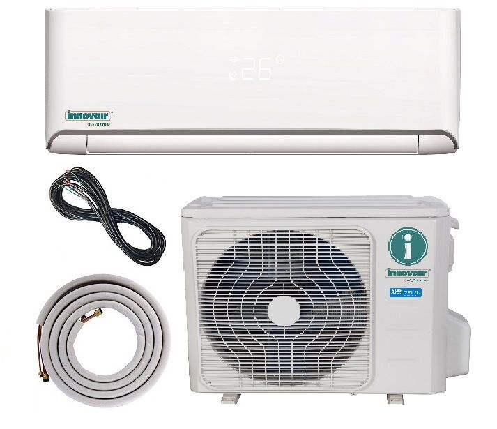 Innovair 24000 Btu In Minisplitwarehouse Com Shop With Confidence Get Innovair 24000 Heat Pump Air Conditioner Air Conditioning Installation Heat Pump System