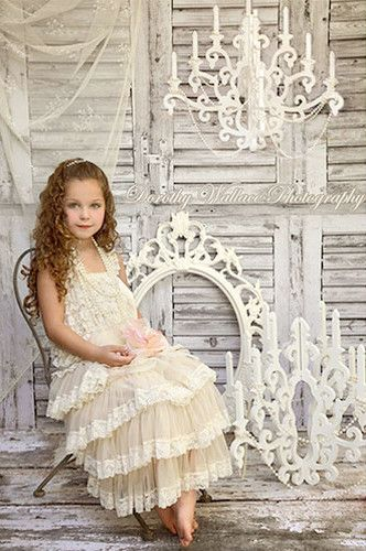 2079 Rustic White Shutters Backdrop on sale now at www.backdropoutlet.com