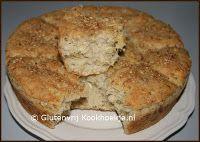 Kaascourgettebrood | Het Glutenvrije Kookhoekje