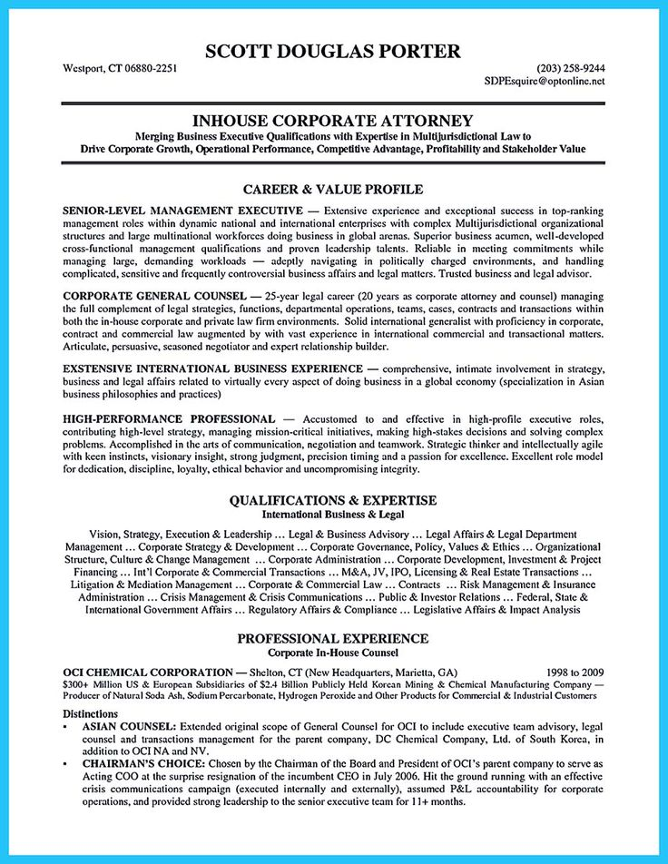 Arranging a great attorney resume sample writing a