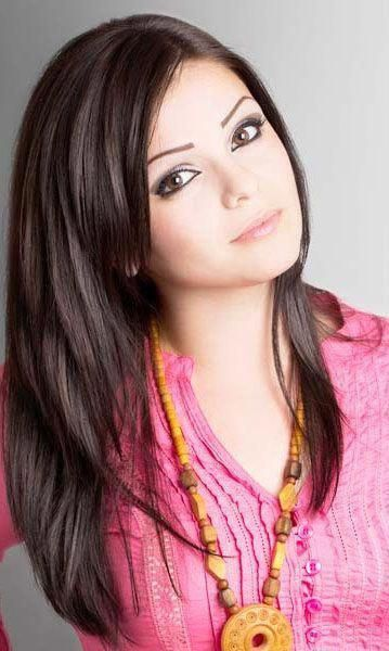 Cute Long Thick Layered Hairstyles for Straight Ha…
