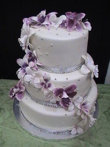 1000 Images About Wedding Cake Decorating On Pinterest
