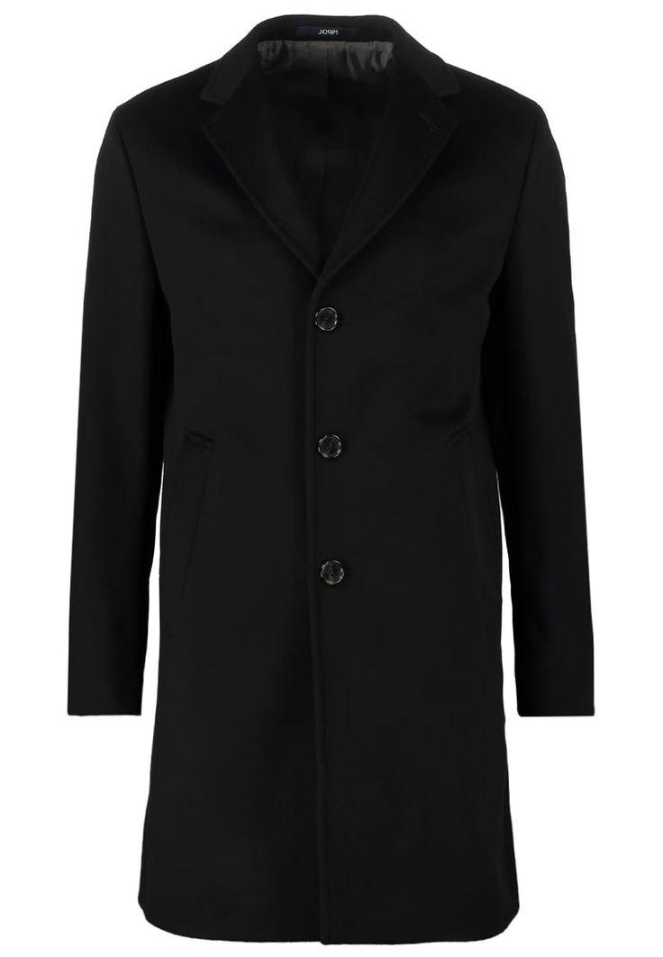 JOOP! MARISO Wollmantel / klassischer Mantel schwarz Premium bei Zalando.de   Material Oberstoff: 75% Wolle, 20% Polyamid, 5% Kaschmir   Premium jetzt versandkostenfrei bei Zalando.de bestellen!