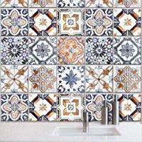 M s de 25 ideas incre bles sobre azulejos de pared de - Pegatinas azulejos bano ...