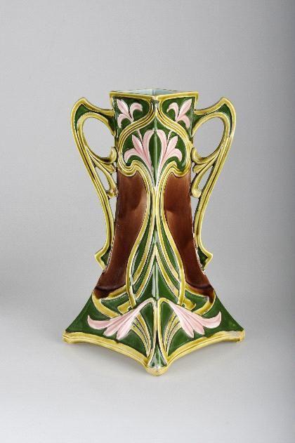 1063 best victorian nouveau and deco images on pinterest for Vase antique romain